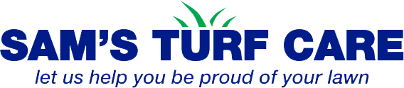 Sam's Turf Care logo